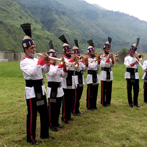 ajk police band (1)